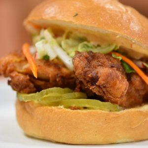 Chicken Sandwich Aina Grill